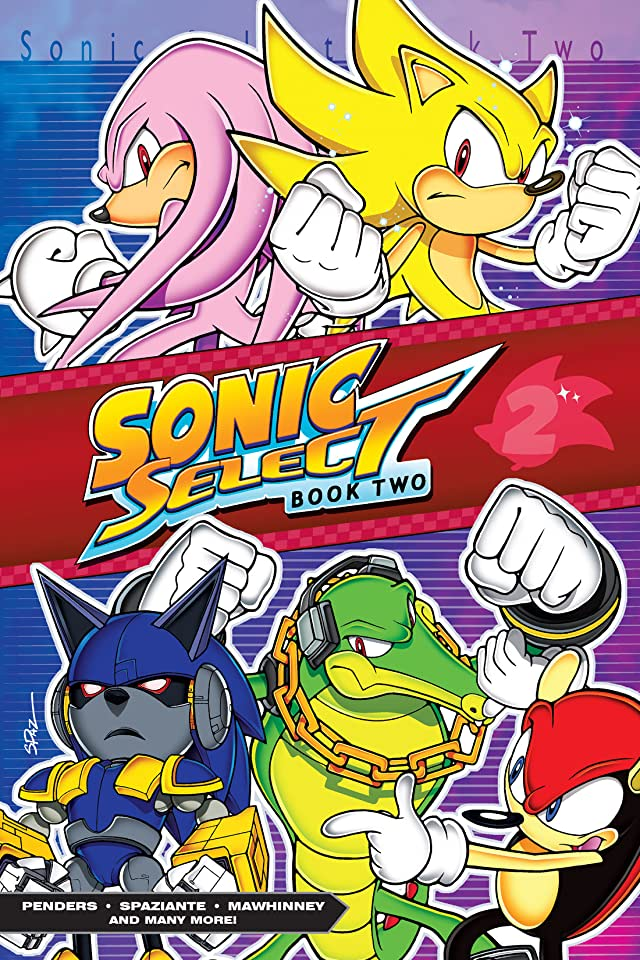 Sonic Select: Book Two
