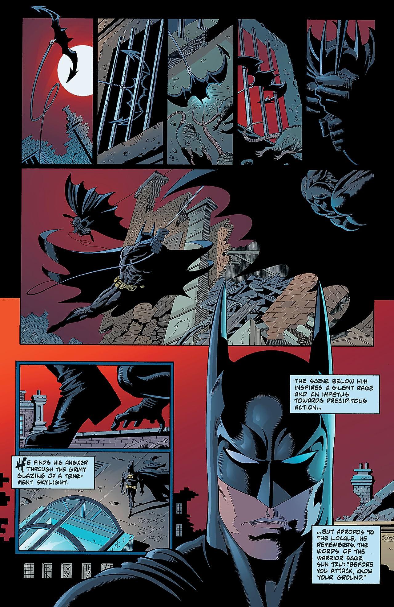 Batman: Legends of the Dark Knight #122