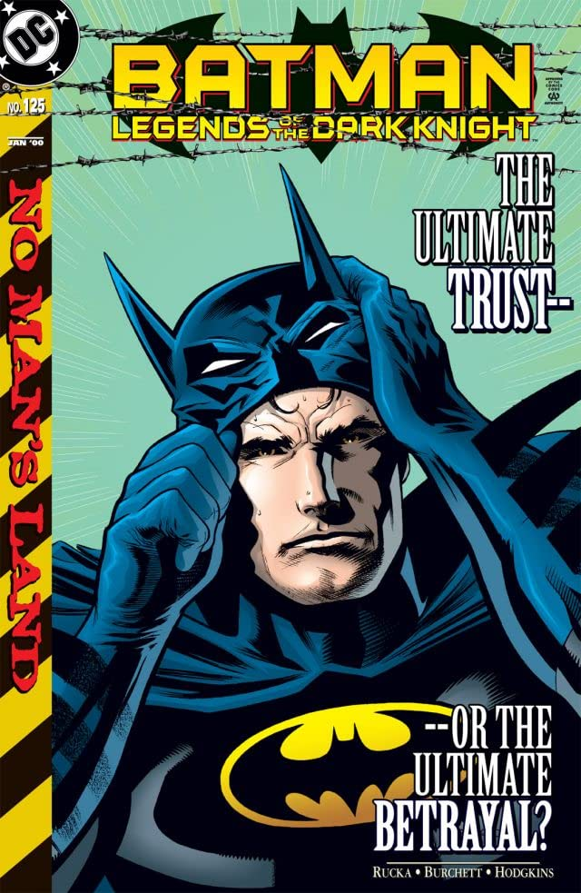 Batman: Legends of the Dark Knight #125