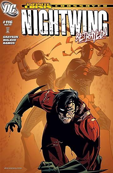 Nightwing (1996-2009) #116