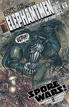 Elephantmen #14