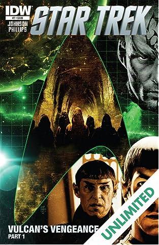 Star Trek (2011-) #7