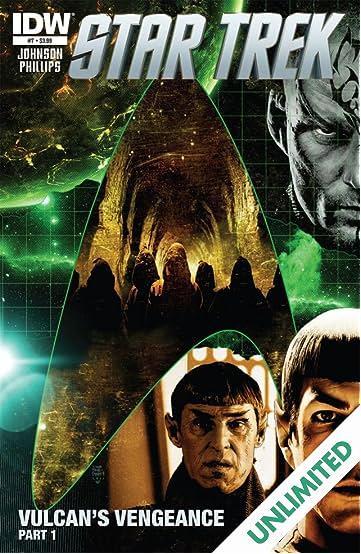 Star Trek (2011-2016) #7