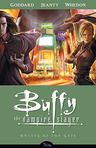 Buffy the Vampire Slayer Season 8 Vol. 3: Wolves at the Gate