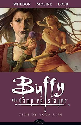 Buffy the Vampire Slayer Season 8 Vol. 4: Time of Your Life