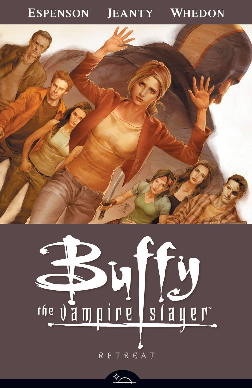 Buffy the Vampire Slayer Season 8 Vol. 6: Retreat