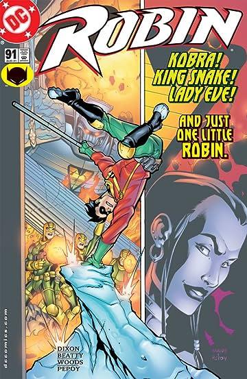 Robin (1993-2009) #91