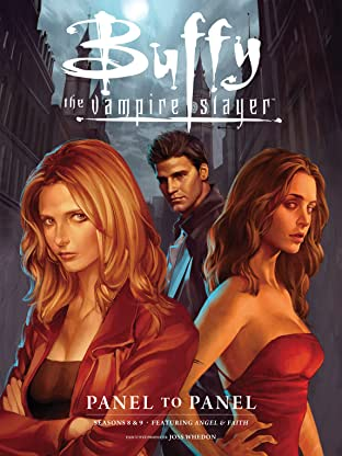 Buffy the Vampire Slayer: Panel to Panel-Season 8 & 9