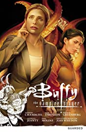 Buffy the Vampire Slayer Season 9 Vol. 3: Guarded