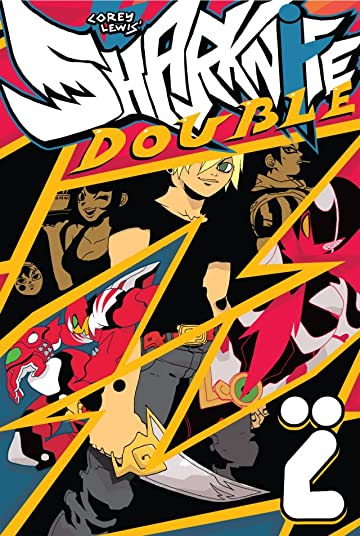 Sharknife Vol. 2: Double Z