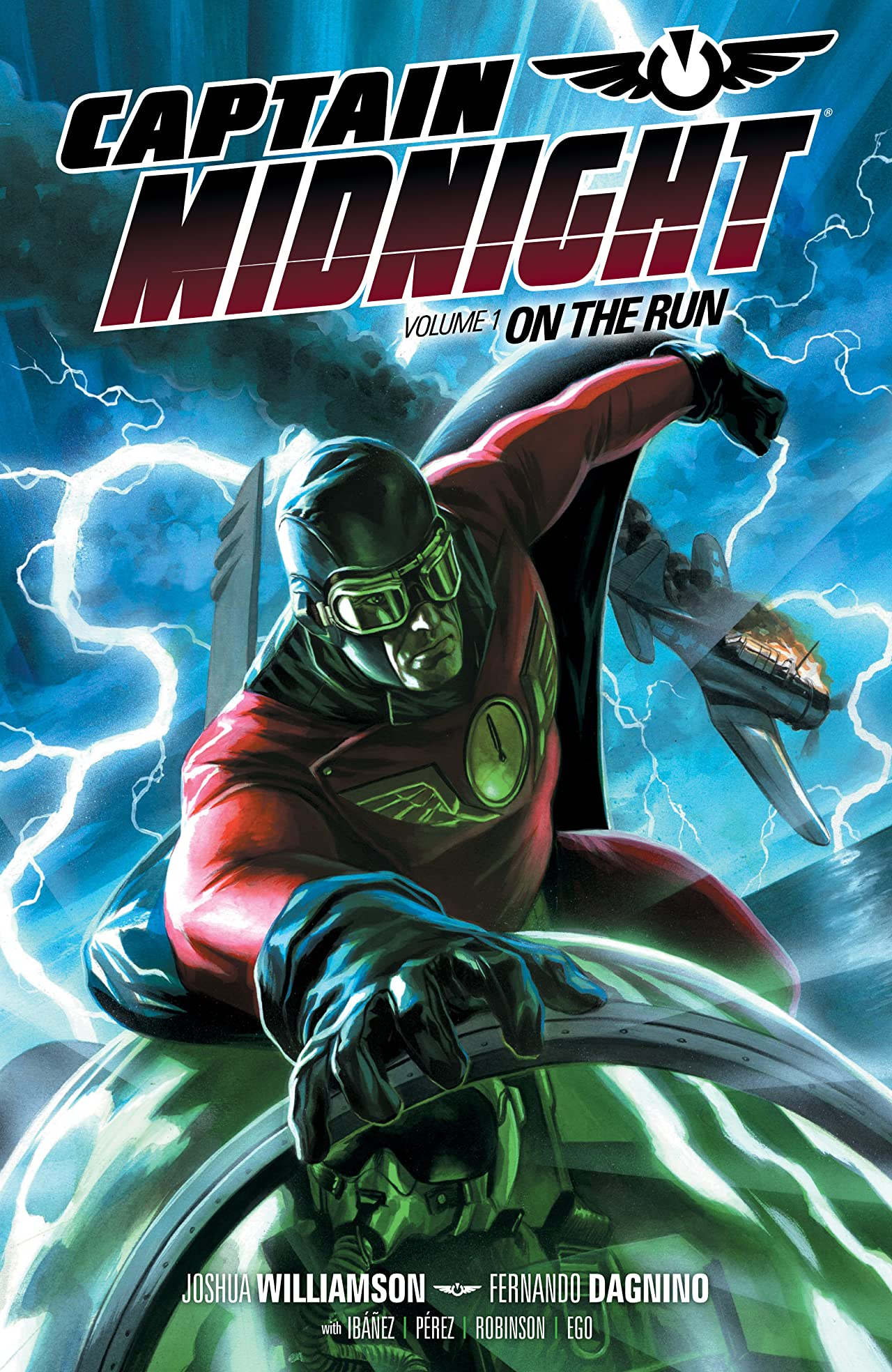 Captain Midnight Vol. 1: On the Run