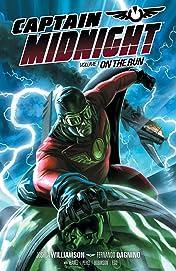 Captain Midnight Vol. 1: On the Run