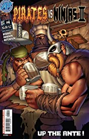 Pirates Vs. Ninjas II: Up the Ante #4 (of 8)