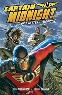 Captain Midnight Vol. 3