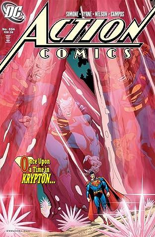 Action Comics (1938-2011) #834