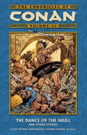 Chronicles of Conan Vol. 11: The Dance of the Skull and Other Stories
