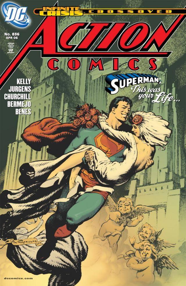 Action Comics (1938-2011) #836
