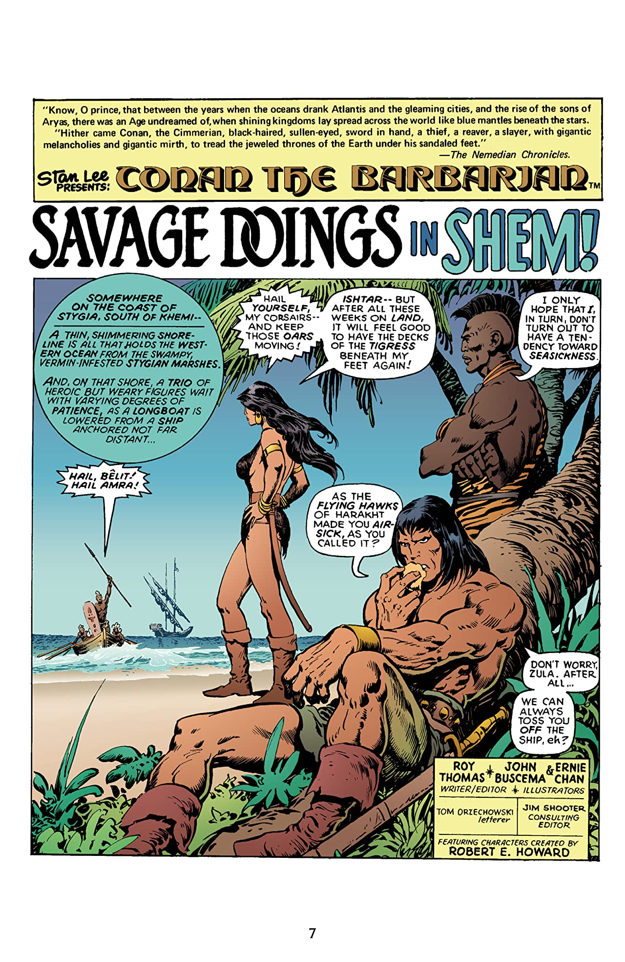 Chronicles of Conan Vol. 12: The Beast King of Abombi and Other Stories