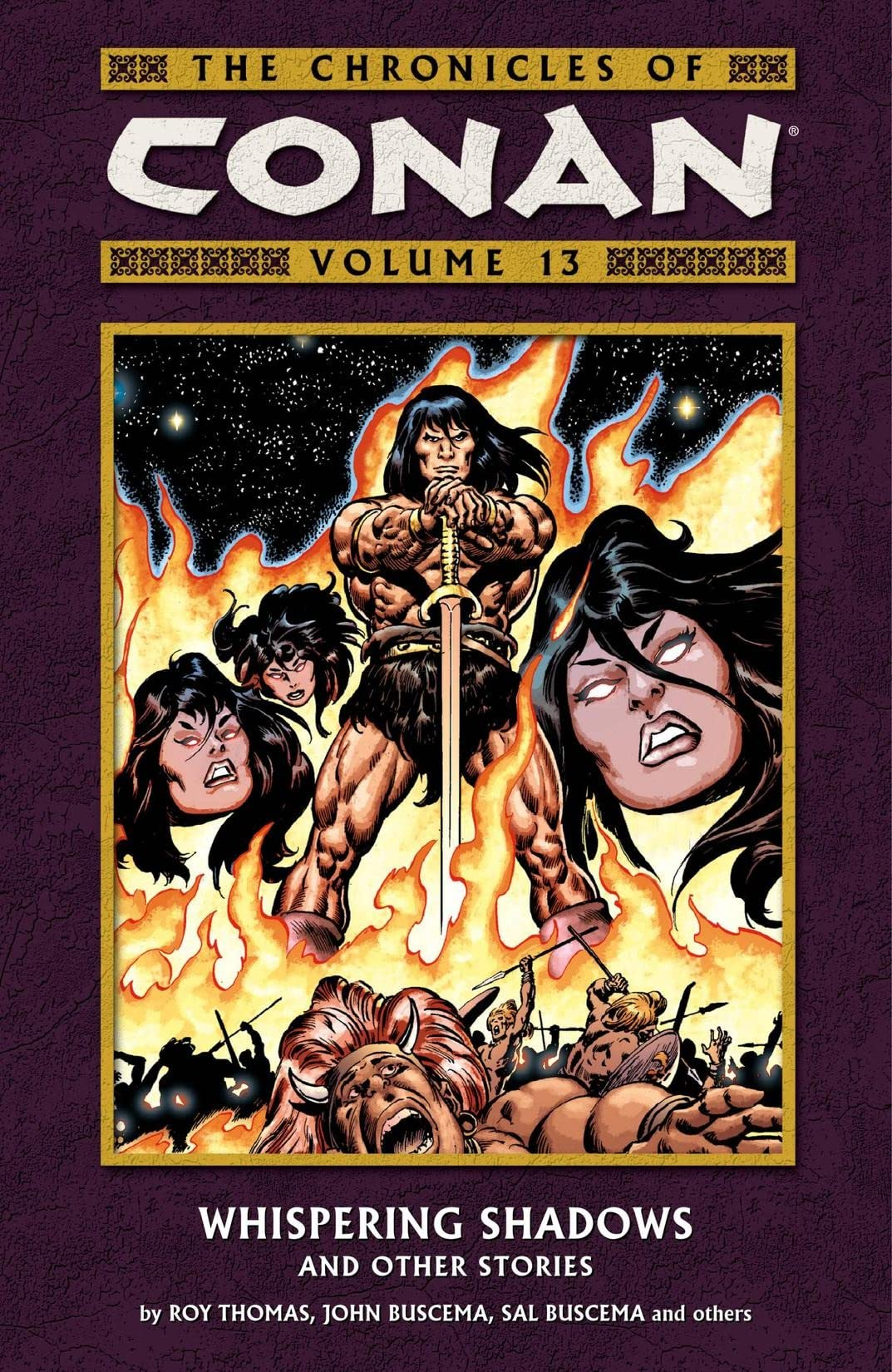 Chronicles of Conan Vol. 13: Whispering Shadows and Other Stories