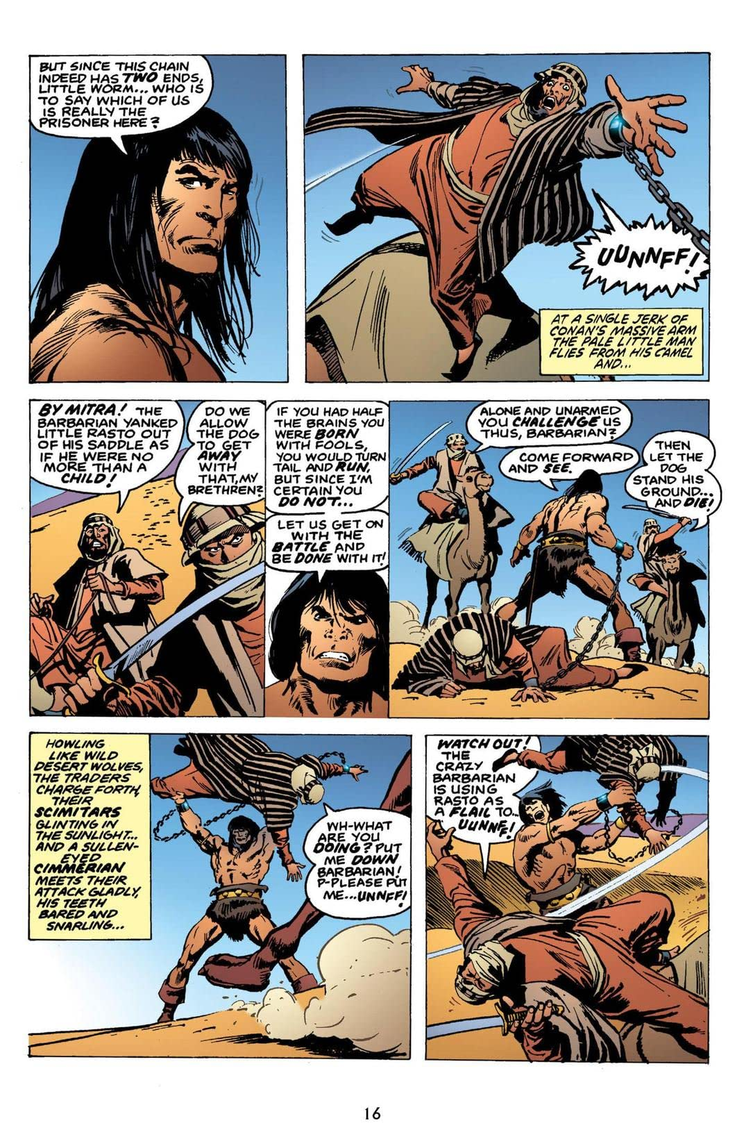 Chronicles of Conan Vol. 15: The Corridor of Mullah-Kajar and Other Stories