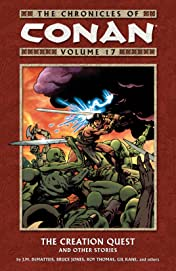 Chronicles of Conan Vol. 17: The Creation Quest and Other Stories