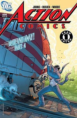 Action Comics (1938-2011) #838