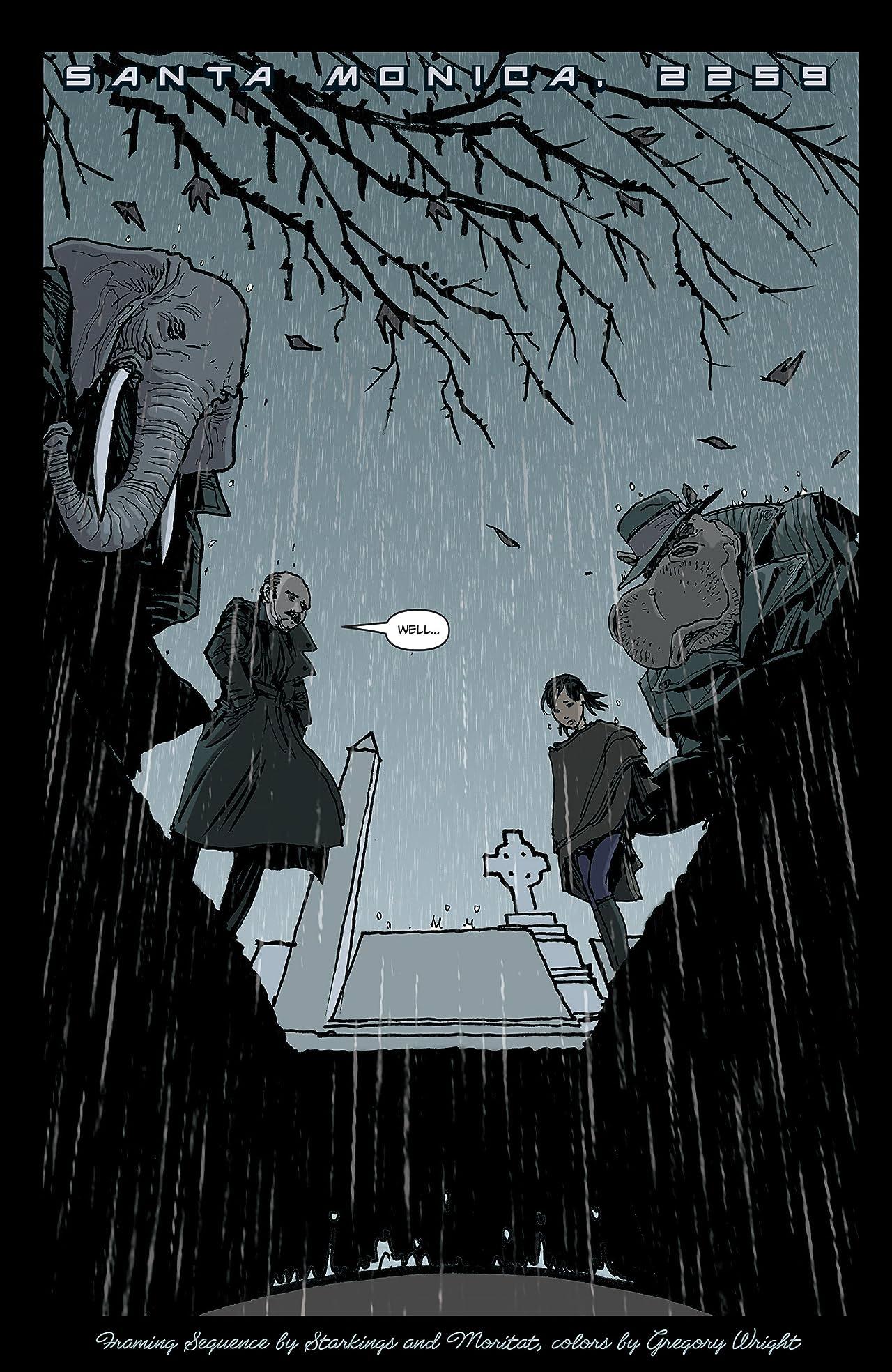 Elephantmen #17