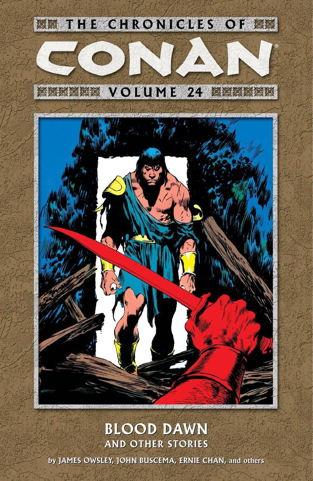 Chronicles of Conan Vol. 24: Blood Dawn and Other Stories