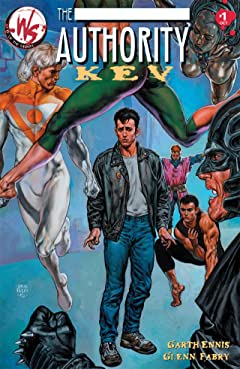 The Authority: Kev #1