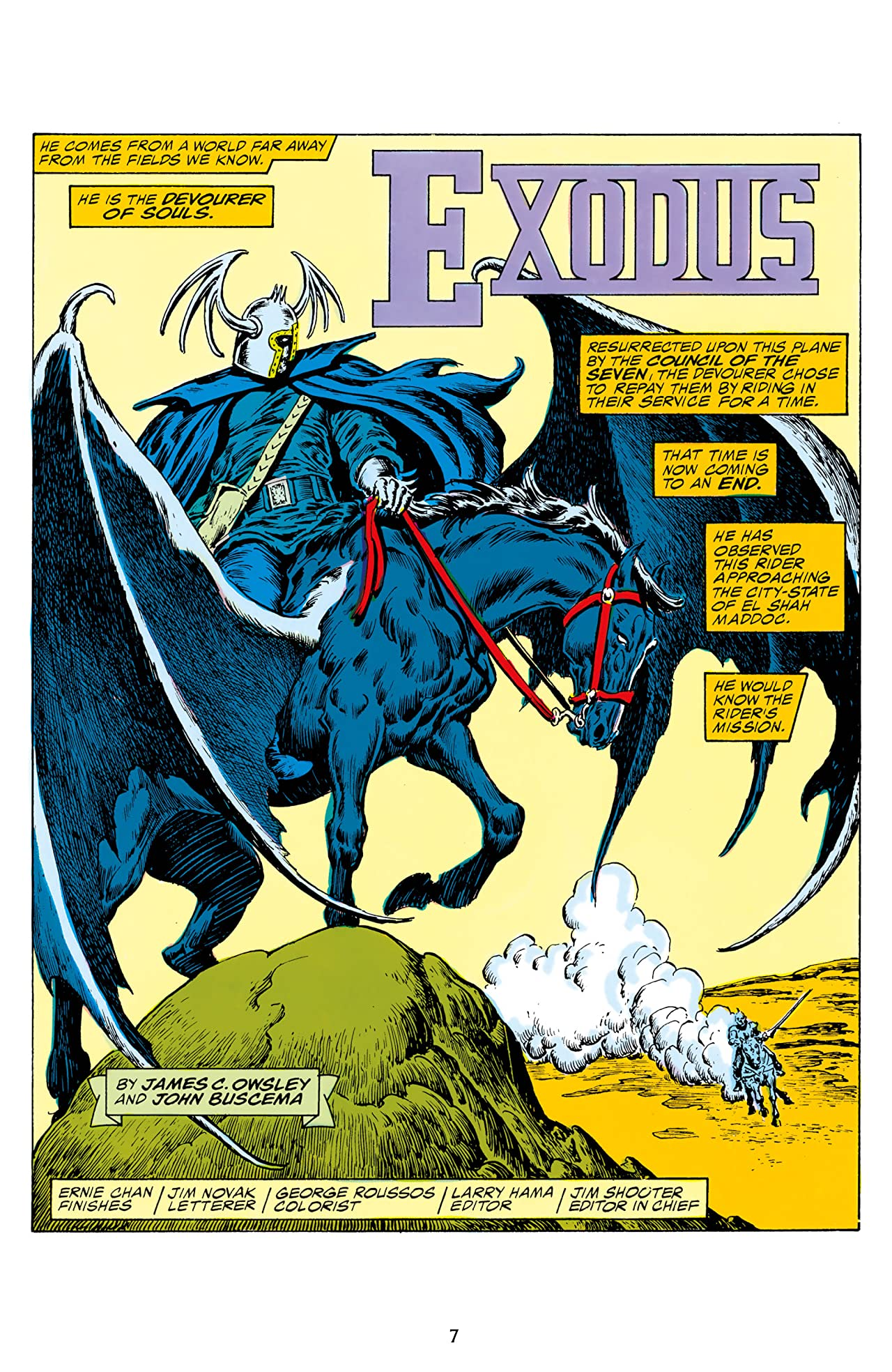 Chronicles of Conan Vol. 25: Exodus and Other Stories