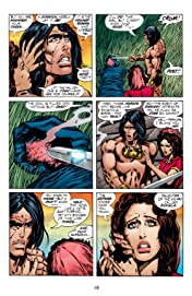 Chronicles of Conan Vol. 3: The Monster of the Monoliths and Other Stories