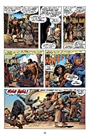 Chronicles of Conan Vol. 8: Brothers of the Blade and Other Stories