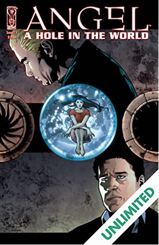 Angel: A Hole In the World #3