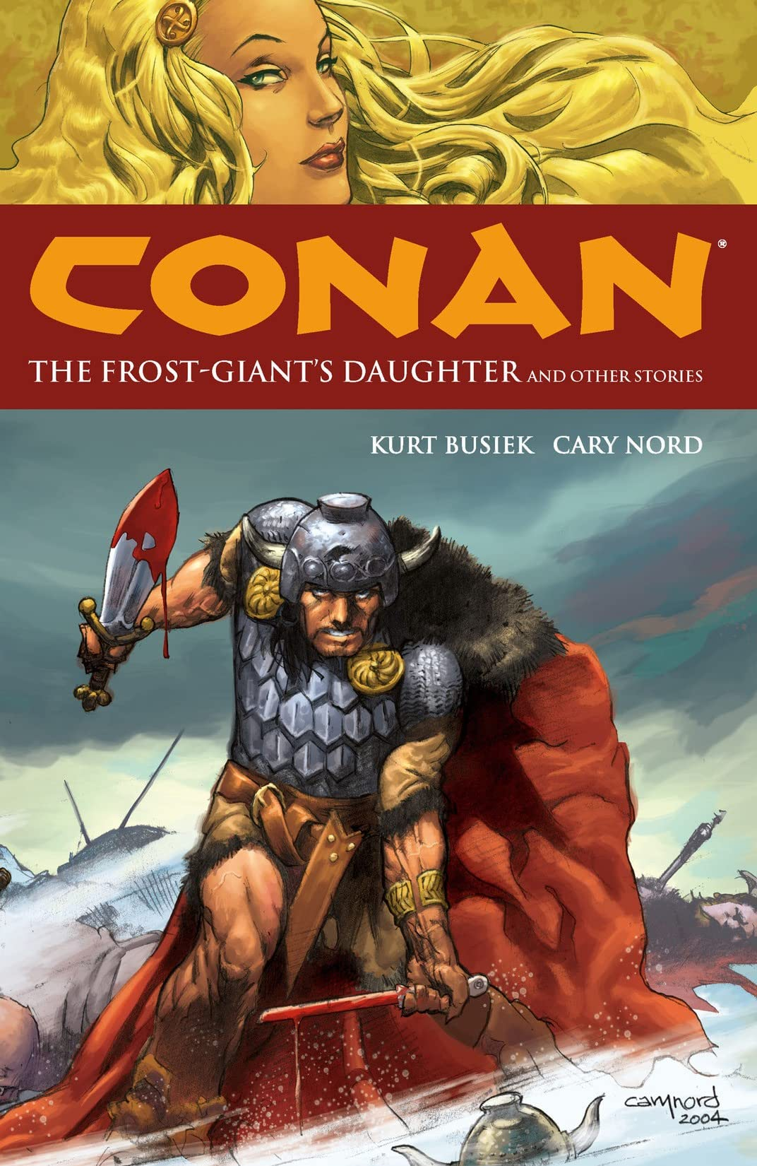 Conan Vol. 1: The Frost-Giant's Daughter and Other Stories