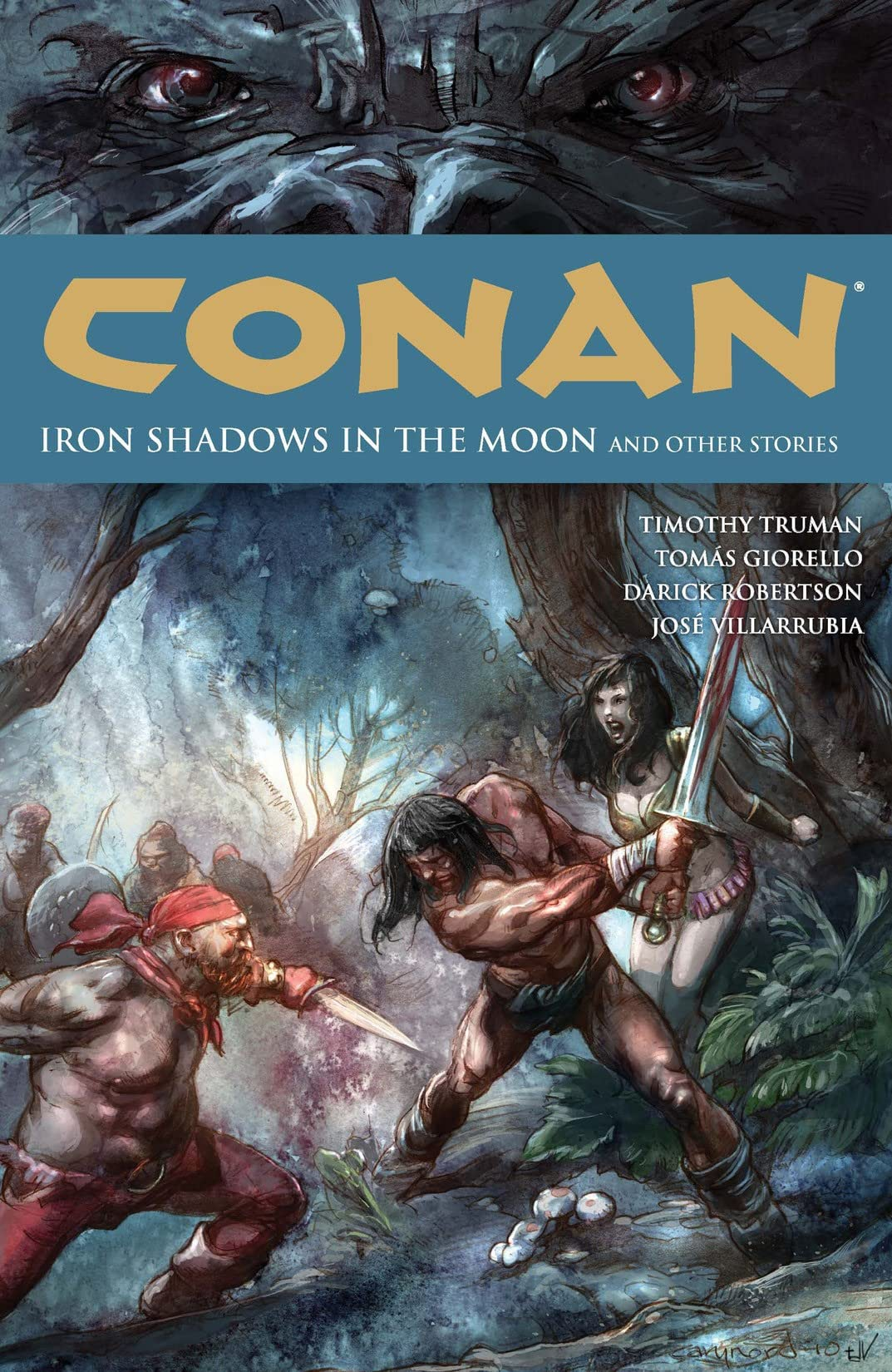 Conan Vol. 10: Iron Shadows in the Moon