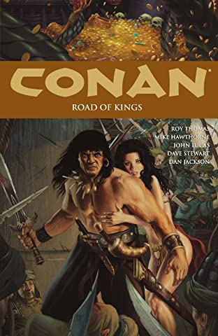 Conan Vol. 11: Road of Kings