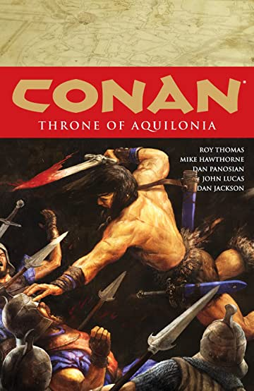 Conan Vol. 12: Throne of Aquilonia