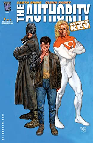 The Authority: More Kev #1 (of 4)