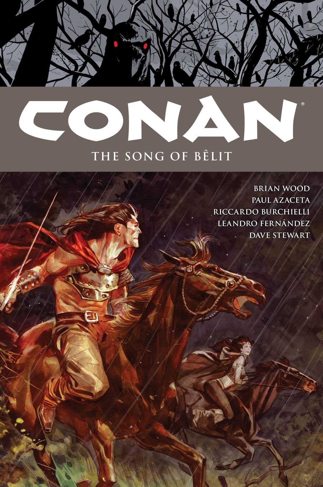 Conan Vol. 16: The Song of Belit