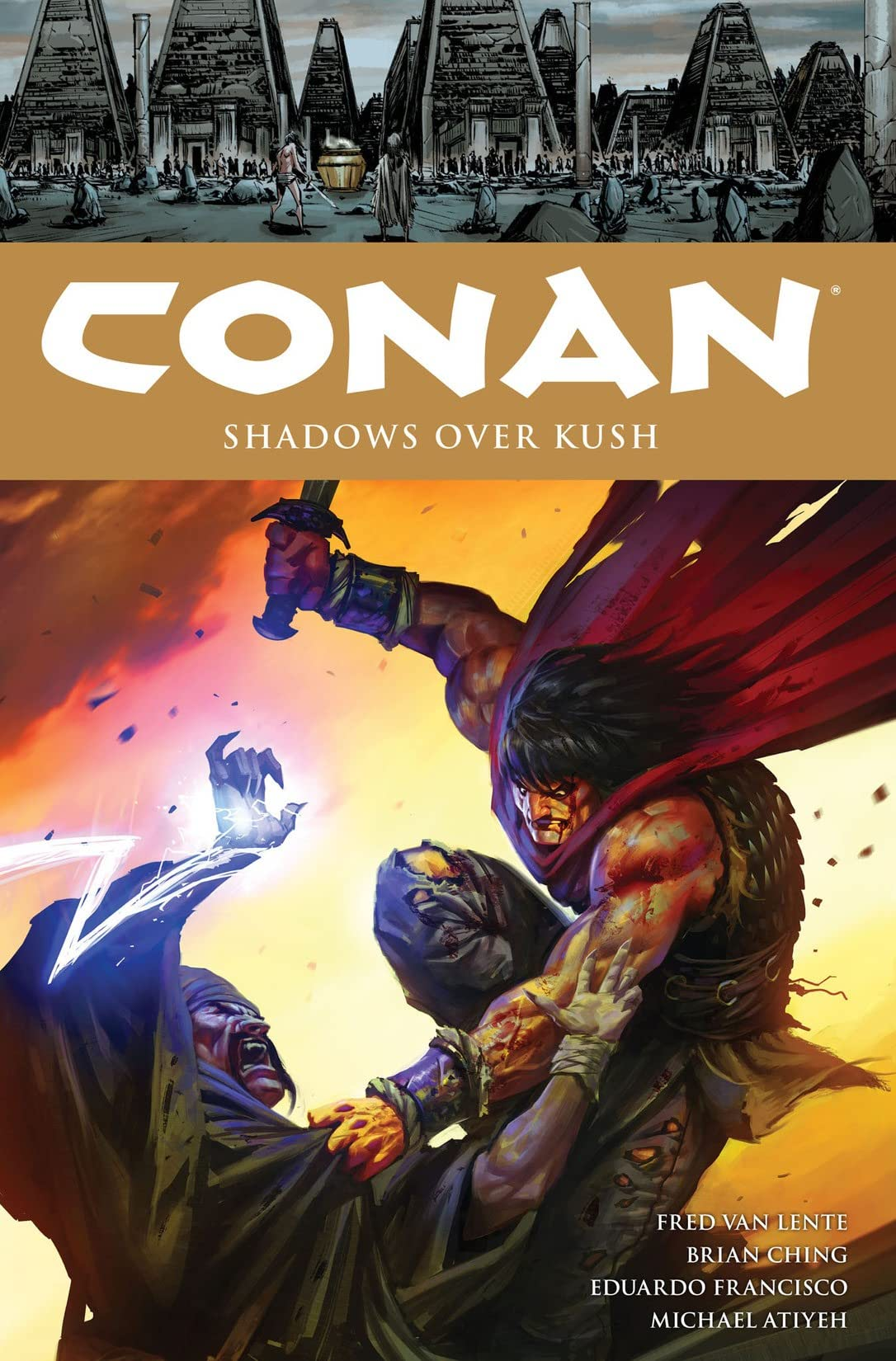 Conan Vol. 17: Shadows Over Kush