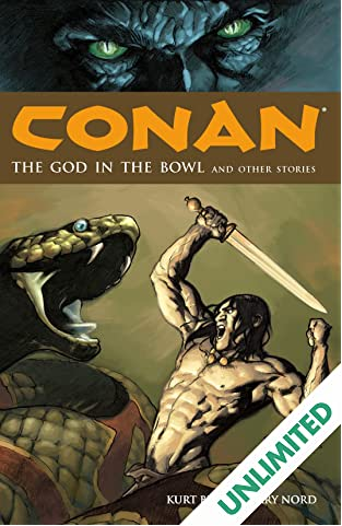 Conan Vol. 2: The God in the Bowl and Other Stories