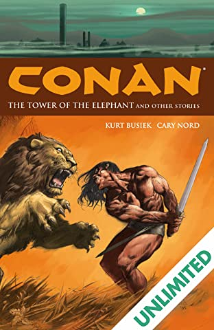 Conan Vol. 3: The Tower of the Elephant and Other Stories