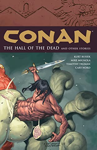 Conan Vol. 4: The Hall of the Dead and Other Stories