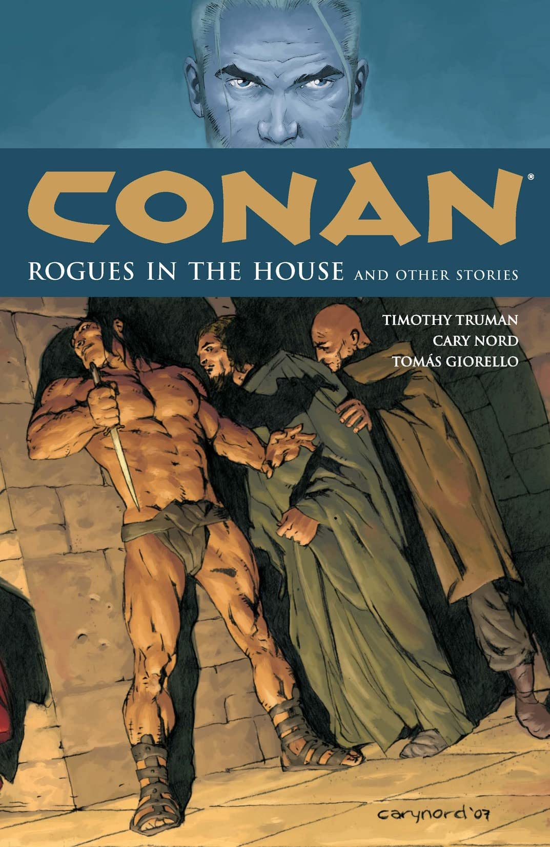 Conan Vol. 5: Rogues in the House and Other Stories