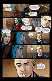 Illyria: Haunted #2 (of 4)