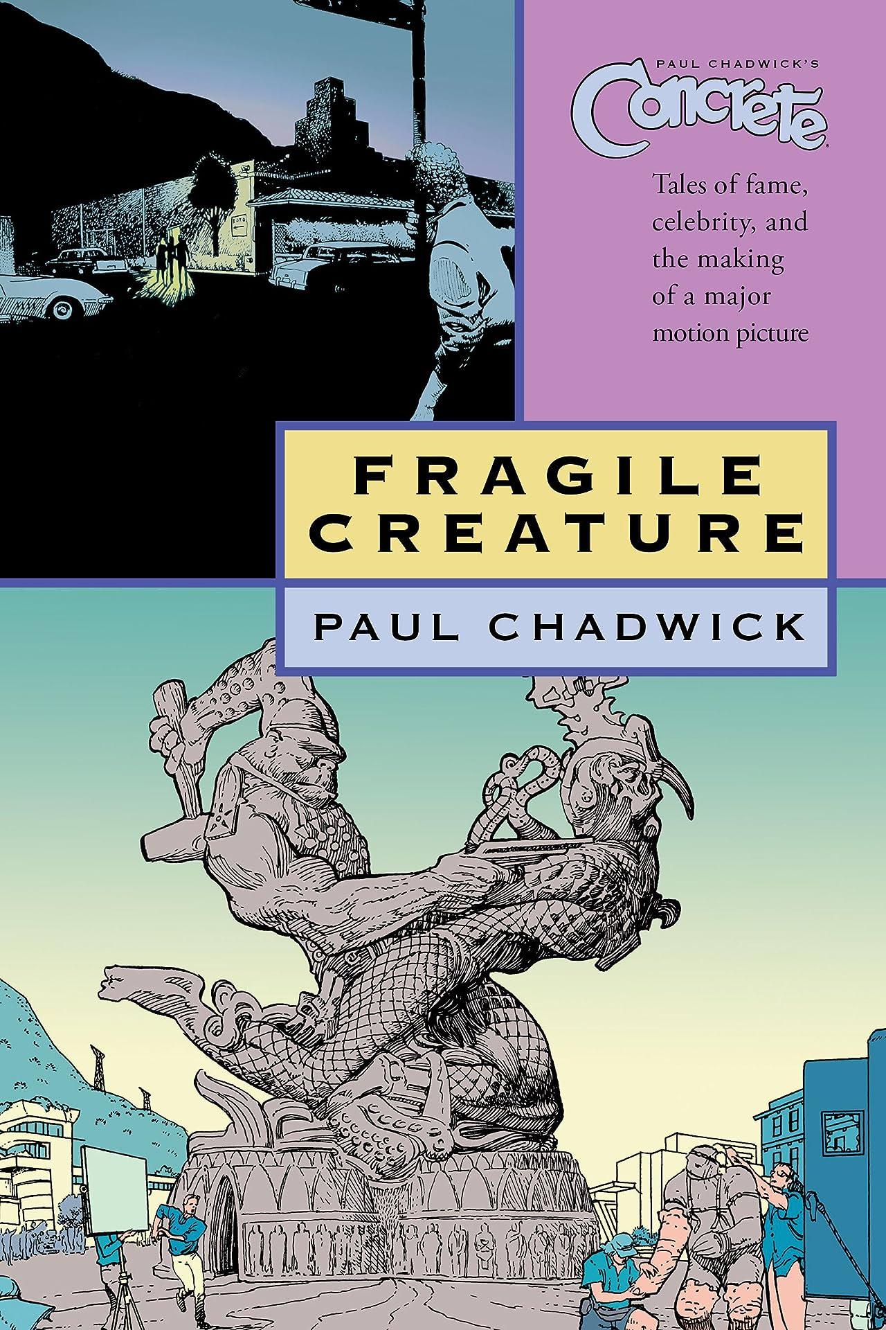 Concrete Vol. 3: Fragile Creature