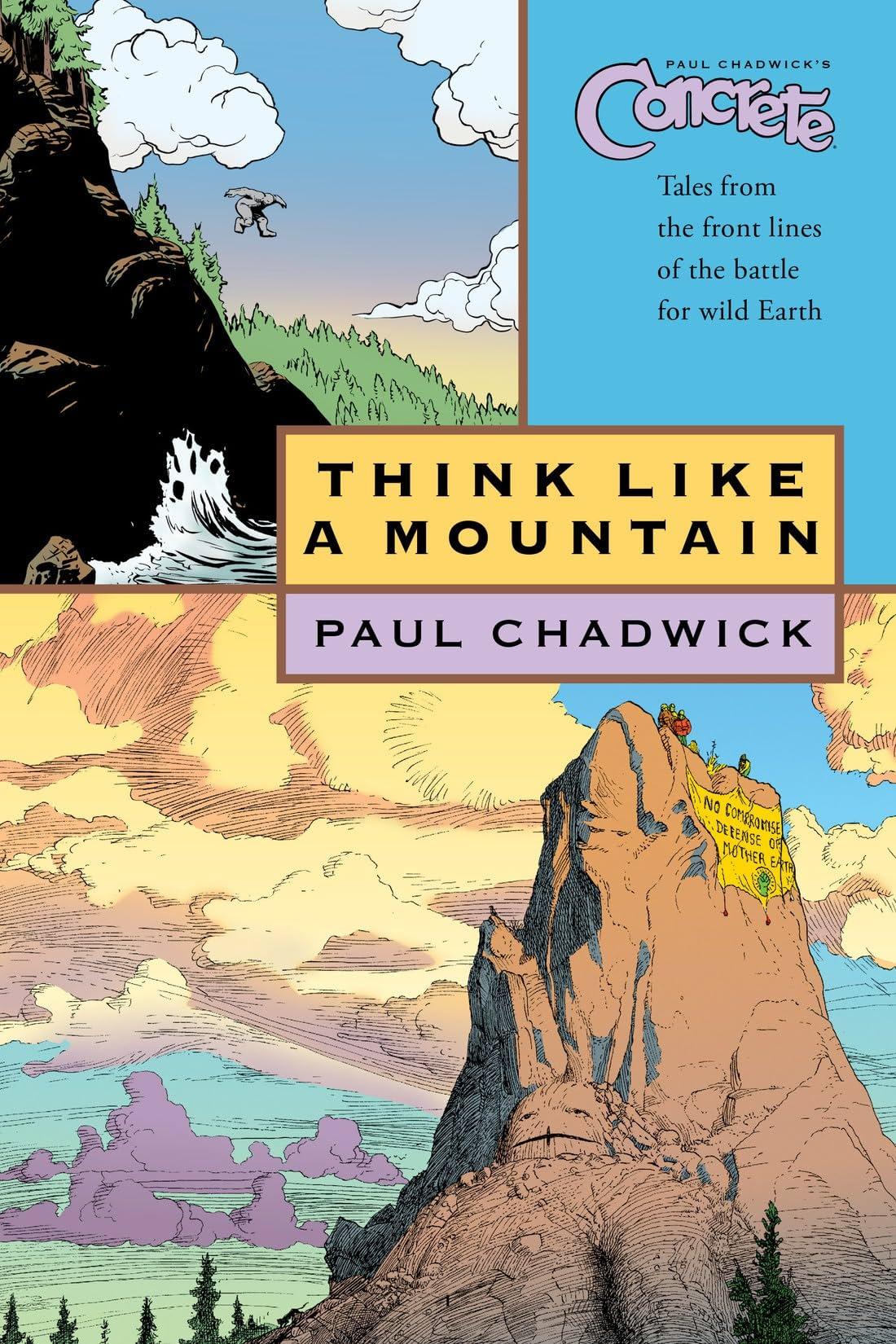 Concrete Vol. 5: Think Like a Mountain