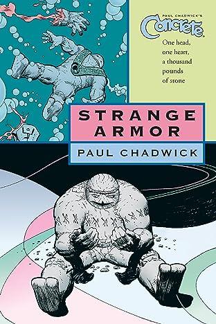 Concrete Tome 6: Strange Armor