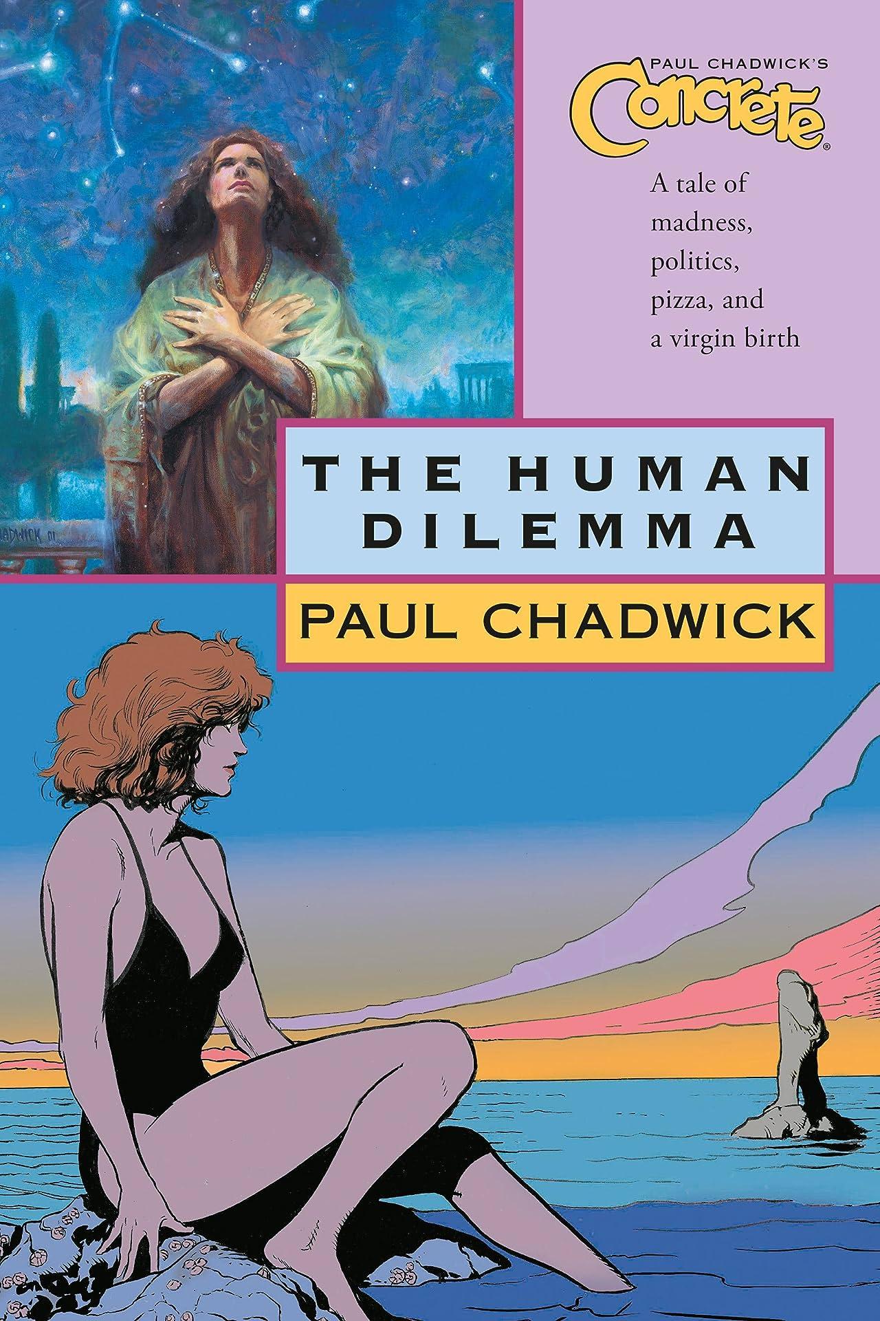 Concrete Vol. 7: The Human Dilemma