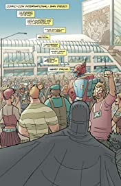 Fanboys vs. Zombies #1
